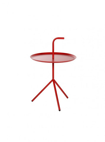 Mesa Lateral Pía Roja | Pía Red Side Table