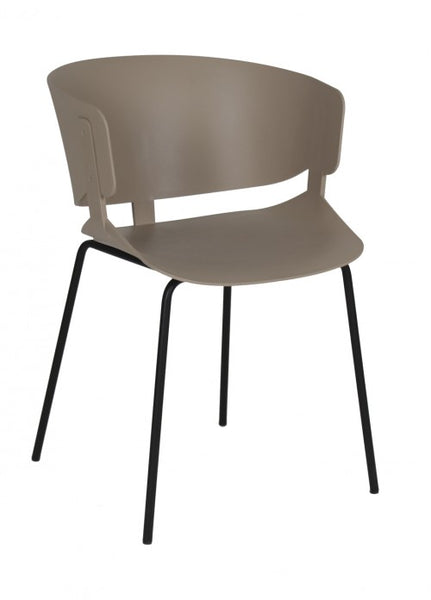 Silla Ginger Gris Claro | Light Gray Ginger Chair