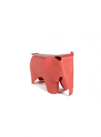 Taburete Elefante Olif Infantil Rojo | Red Olif Child's Stool