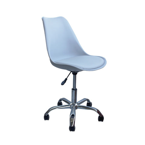 Silla de Oficina Pirámida Gris | Gray Piramida Office Chair