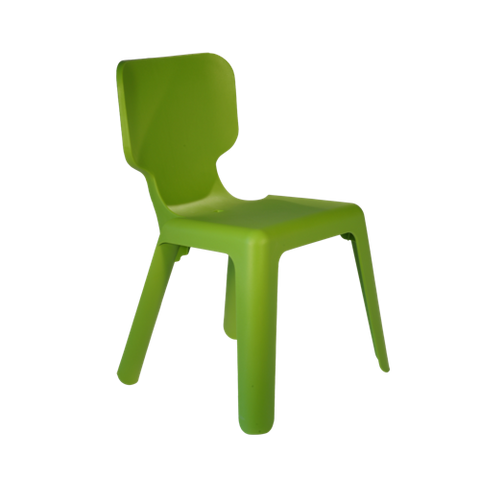Silla Tri Niños Verde | Green Tri Kids Chair