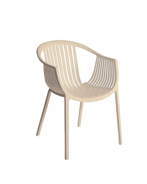 Silla Basket Beige | Beige Basket Chair