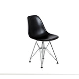 Silla Berlín Niños Pata Metalica Negra | Chair Berlin Kids Black Metalic Leg