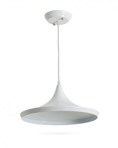 Lámpara de Techo Pan Blanca | White Bread Ceiling Lamp
