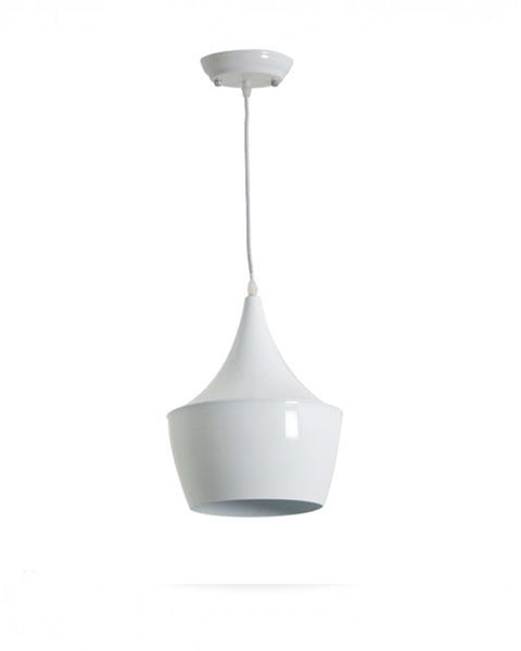 Lámpara de Techo Pot Blanco |   Ceiling Lamp Pot White