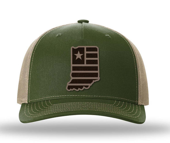 Indiana Five Panel Trucker