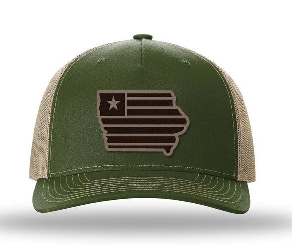 Iowa Five Panel Trucker