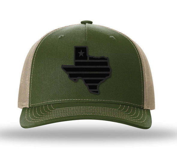 Texas Five Panel Trucker