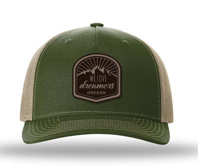 Oregon Five Panel Trucker