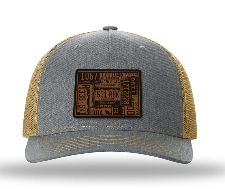 Colorado Five Panel Trucker