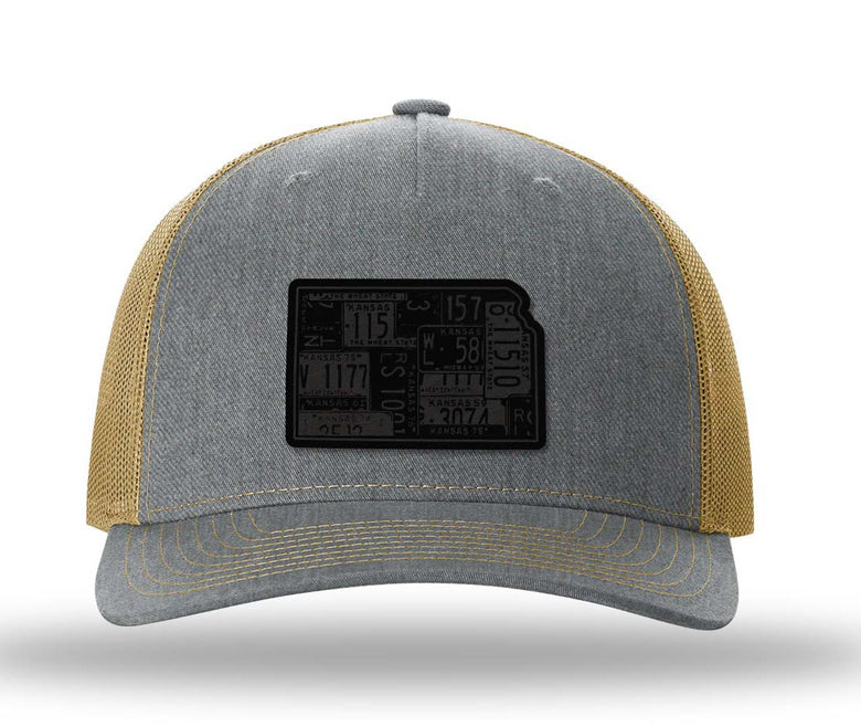 Kansas Five Panel Trucker