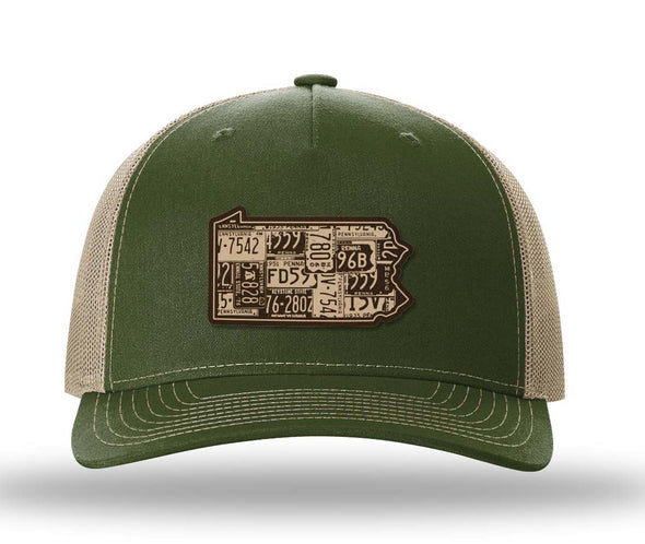 Pennsylvania Five Panel Trucker