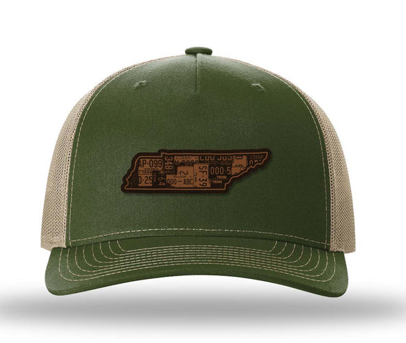 Tennessee Five Panel Trucker
