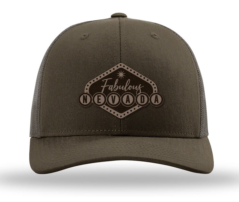 Nevada Mid Profile Trucker