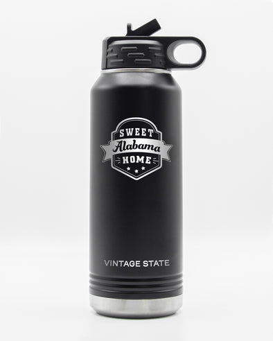 Alabama 32oz Insulated Bottle