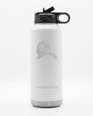 Alaska 32oz Insulated Bottle