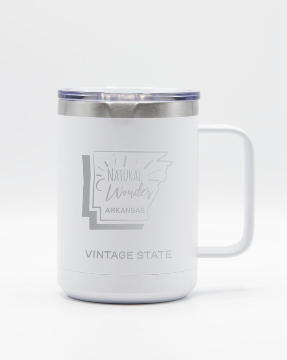 Arkansas 15oz Insulated Mugs