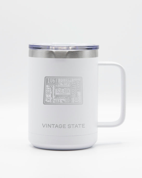 Colorado 15oz Insulated Mugs