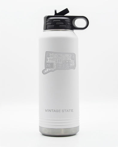 Connecticut 32oz Insulated Bottle