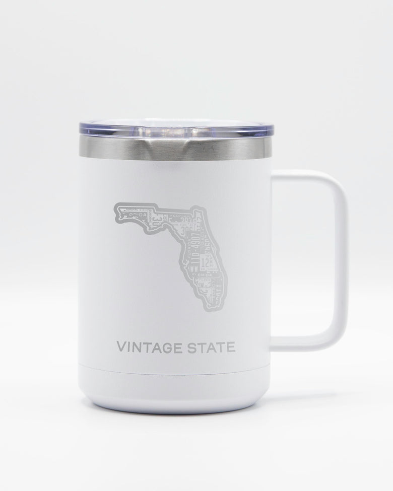 Florida 15oz Insulated Mugs