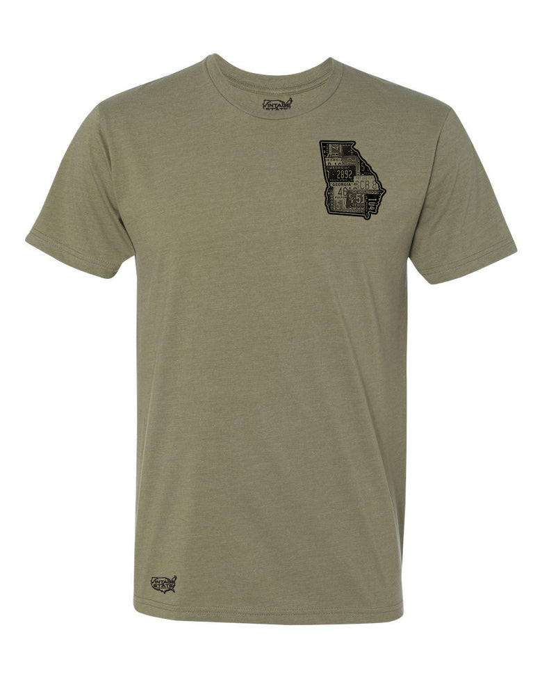 Georgia Vintage Men's T-Shirt