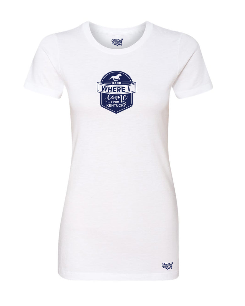 Kentucky Iconic Women's T-Shirt