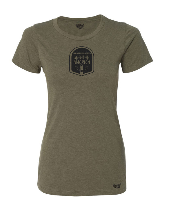 Massachusetts Women's T-Shirt