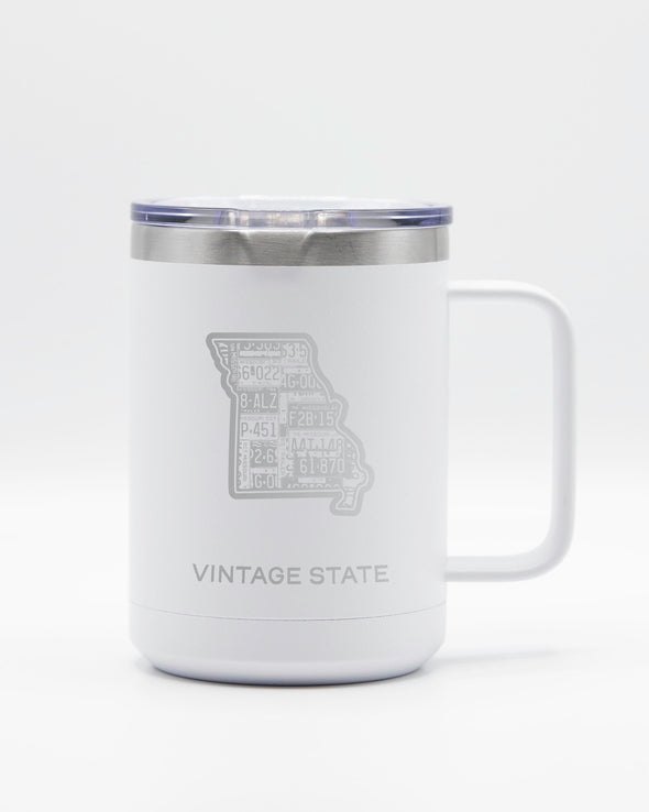 Missouri 15oz Insulated Mugs