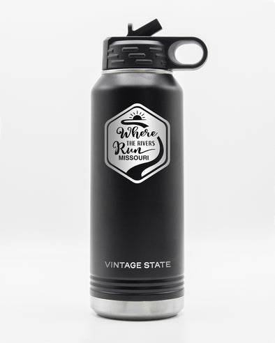 Missouri 32oz Insulated Bottle
