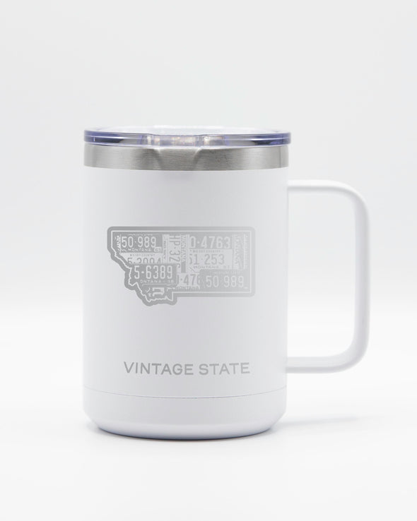 Montana 15oz Insulated Mugs