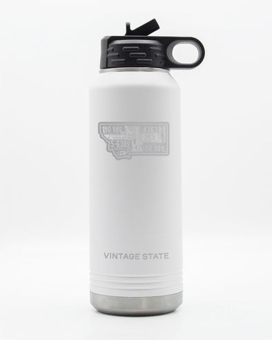 Montana 32oz Insulated Bottle
