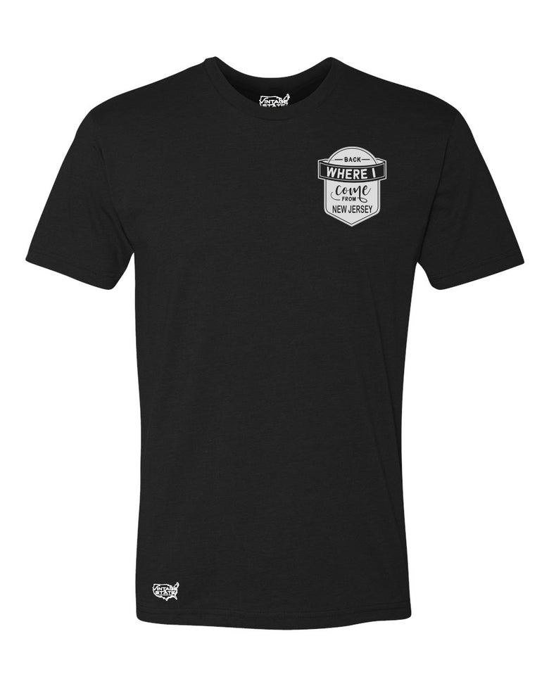 New Jersey Men's T-Shirt