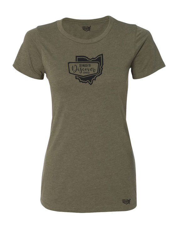 Ohio Iconic Women's T-Shirt