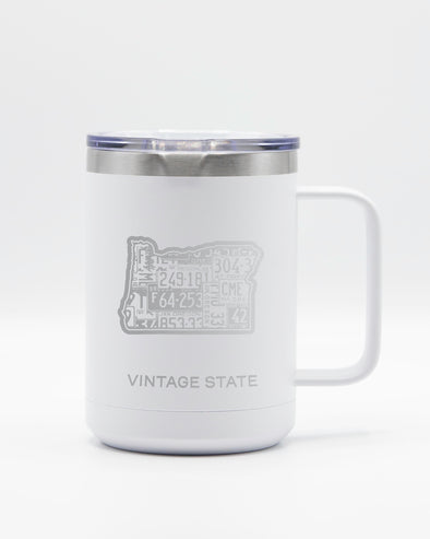 Oregon 15oz Insulated Mugs