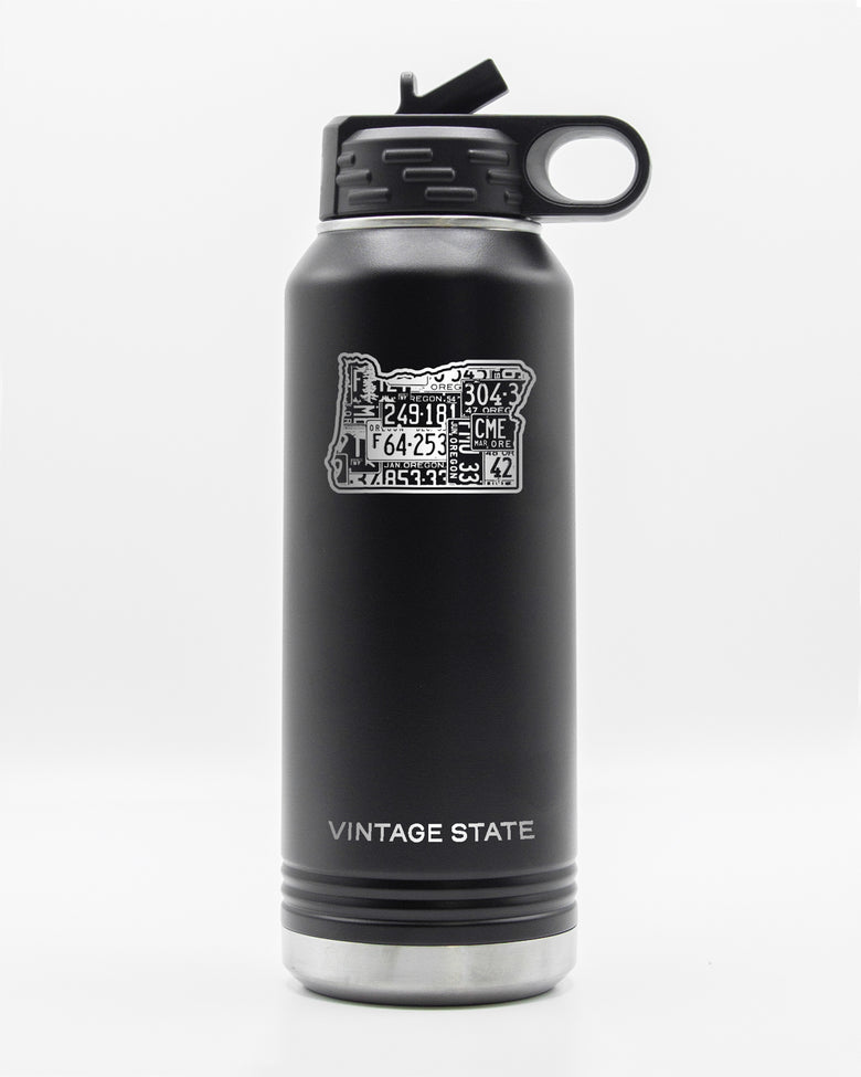 Oregon 32oz Insulated Bottle