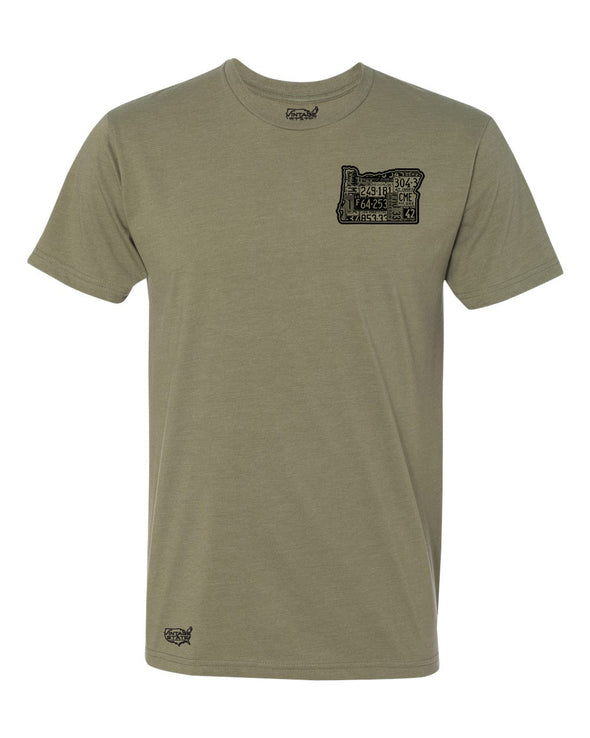 Oregon Vintage Men's T-Shirt