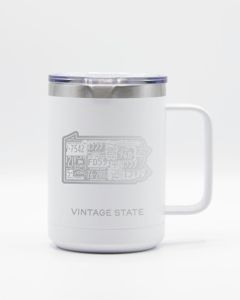 Pennsylvania 15oz Insulated Mugs