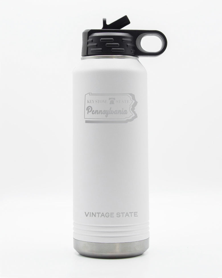 Pennsylvania 32oz Insulated Bottle
