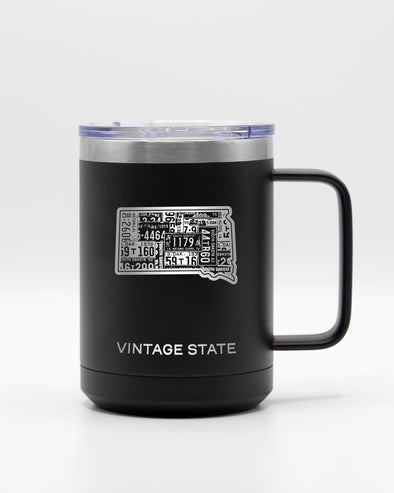South Dakota 15oz Insulated Mugs