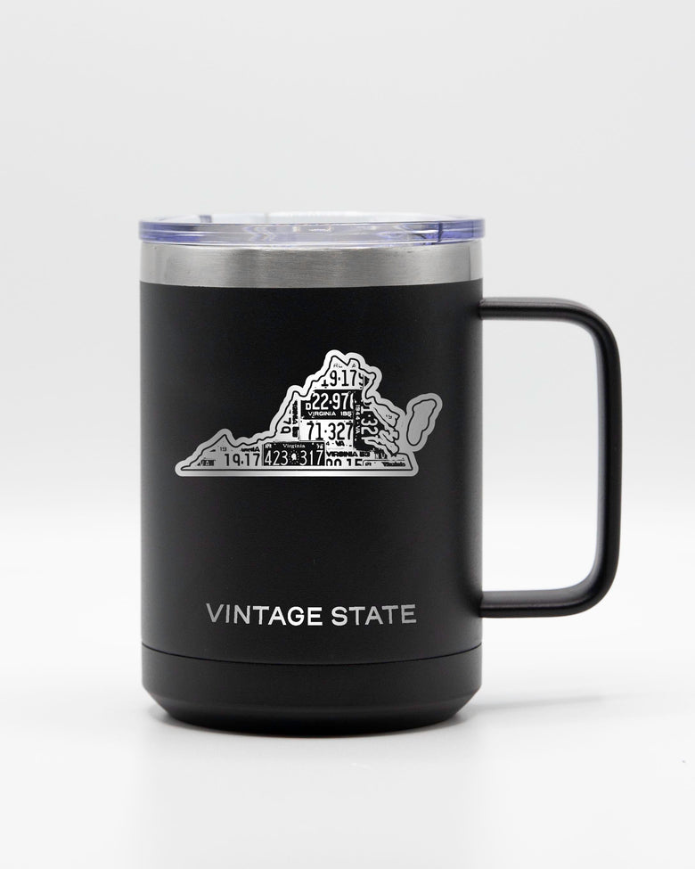Virginia 15oz Insulated Mugs
