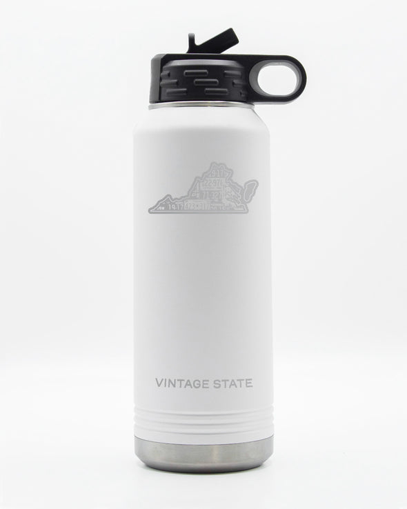 Virginia 32oz Insulated Bottle
