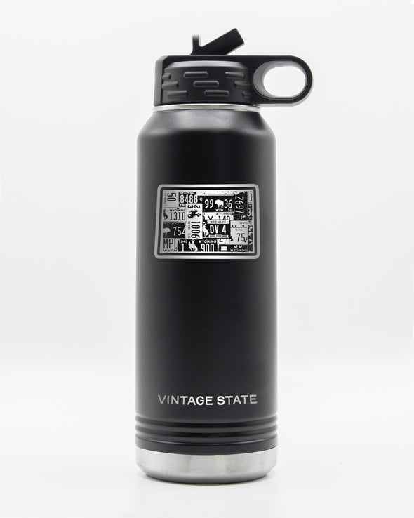 Wyoming 32oz Insulated Bottle