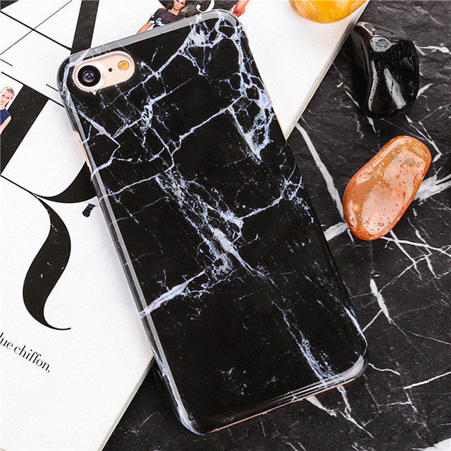 Ultra Thin Black Marble Gloss