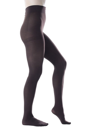 3 Pack Womens Opaque Pantyhose, 80 Denier, Matte Soft