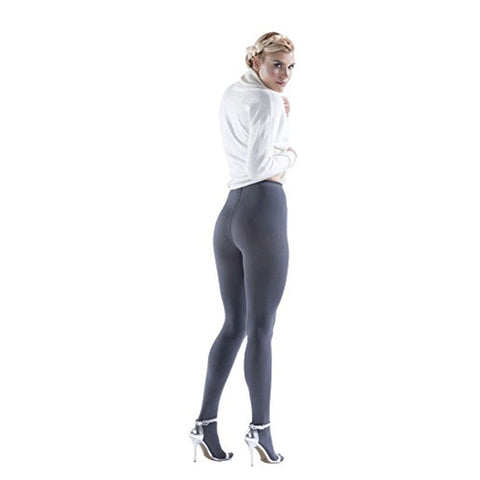Womens Brushed Thermal Tights, Colorful