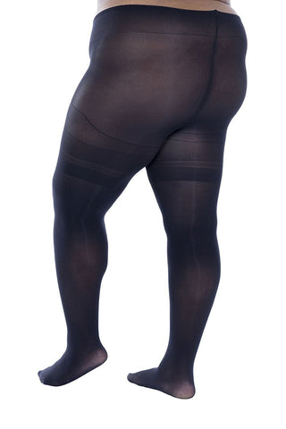 Trasparenze Sibilla Womens Plus Size Pantyhose, 40 Denier