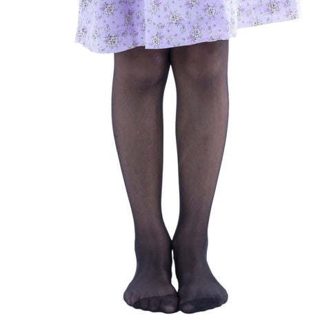 2 Pack of Felicity Tights for Girls, Sheer Tights, Girl Tights, Girls Pantyhose