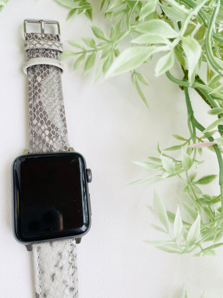 sleek snake -apple watch band