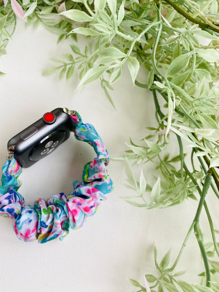 water lily - apple watch band