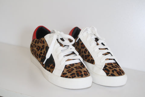 walk on the wild side sneaker